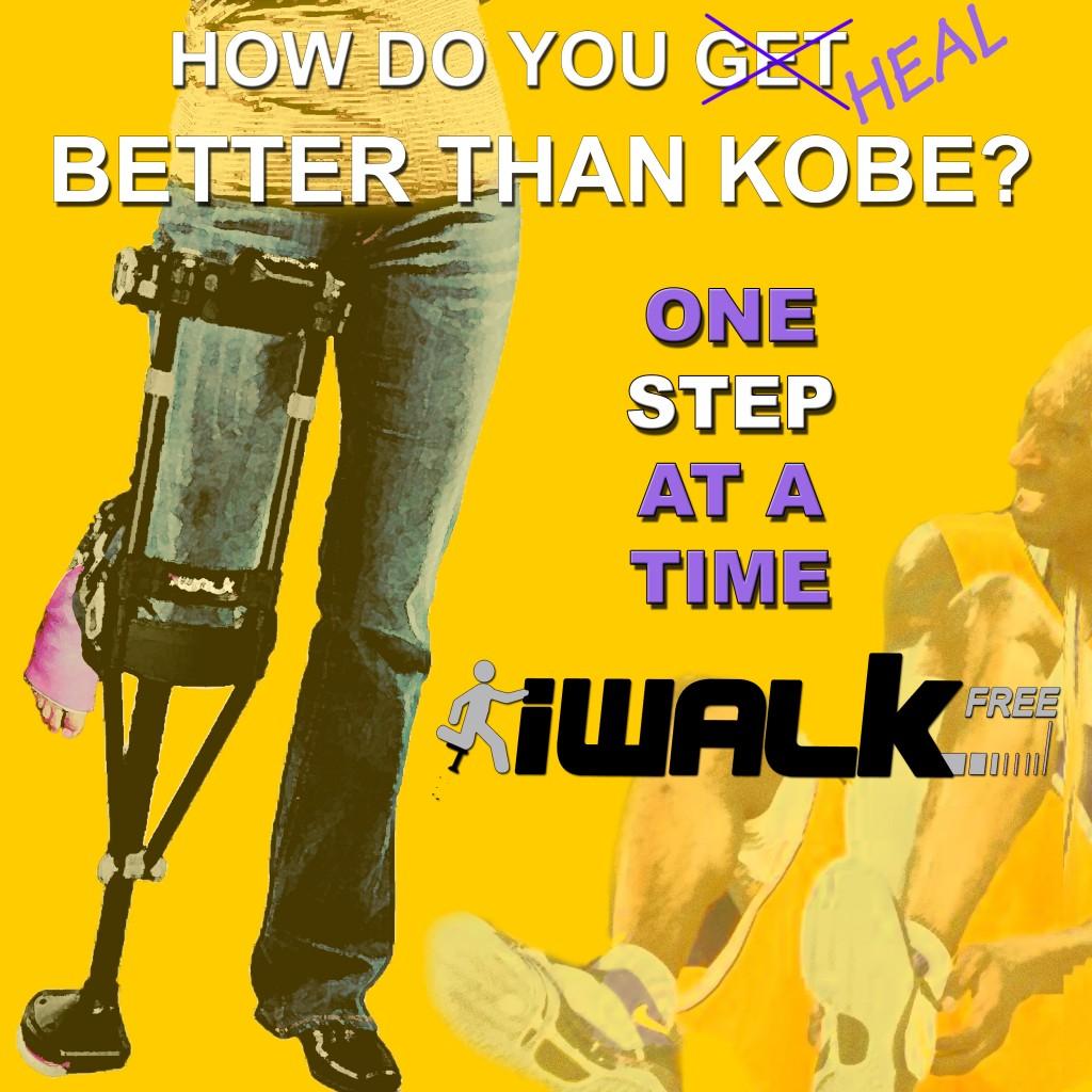 Kobe Bryant iWalk Ad