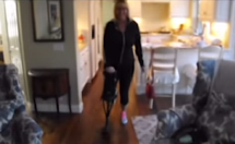 Walking With a Broken Ankle is Possible!