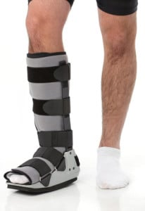 Lisfranc injuries Non-Surgical Treatment