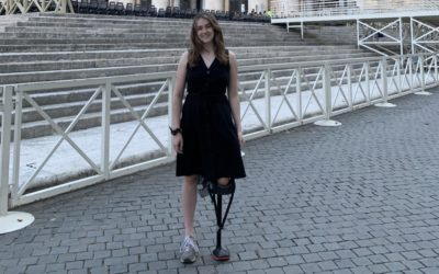 Lauren Schimandle - iWALK2.0 hands-free crutch
